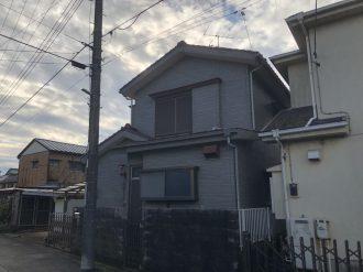 松戸市幸田の解体工事を行いました。