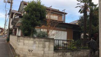 ふじみ野市福岡中央 解体工事を行いました。
