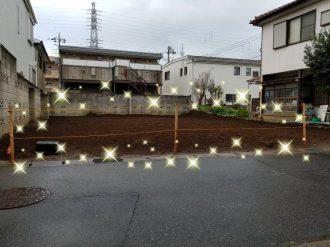 千葉市花見川区花園の解体工事を行いました。