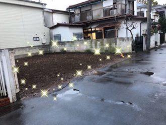 新座市栄町の解体工事を行いました。