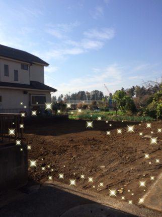 日高市下高萩新田の解体工事を行いました。