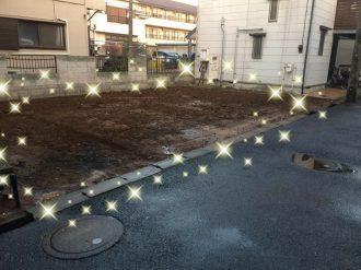 市川市南八幡 解体工事を行いました。