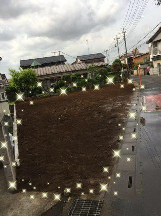 春日部市米島 解体工事を行いました。
