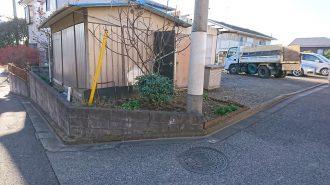 川越市藤間 小屋解体工事を行いました。