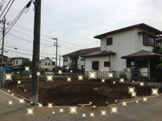 富士見市羽沢 解体工事を行いました。