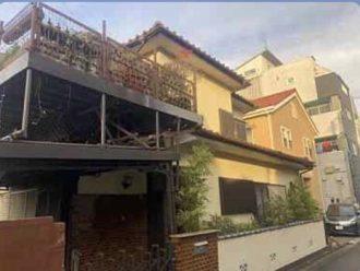 川越市並木 解体工事を行いました。
