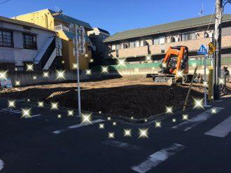 北区志茂 解体工事を行いました。