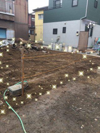 川口市鳩ヶ谷本町 解体工事を行いました。