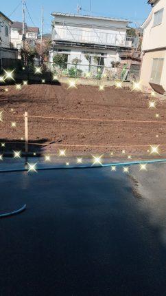 東久留米市浅間町 解体工事を行いました。