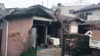 板橋区志村 解体工事を行いました。