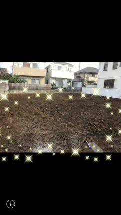 三鷹市新川 解体工事を行いました。