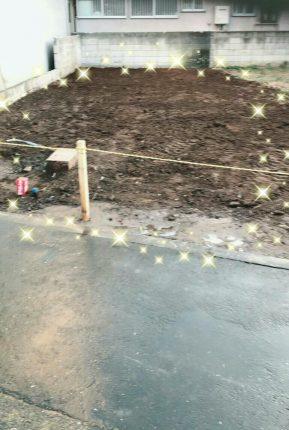 目黒区碑文谷 解体工事を行いました。
