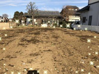 所沢市牛沼 解体工事を行いました。