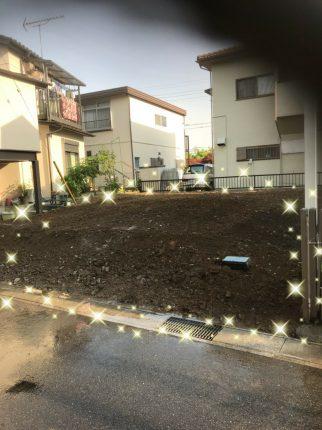 川口市東本郷 解体工事を行いました。