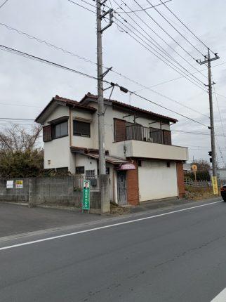 入間郡毛呂山町 解体工事を行いました。