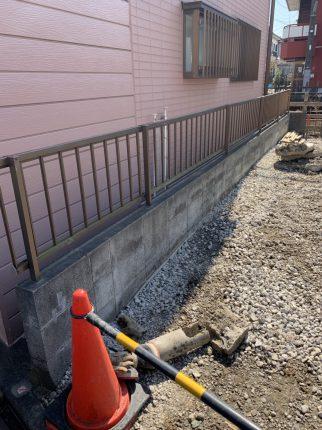 葛飾区東堀切の解体工事を行いました。