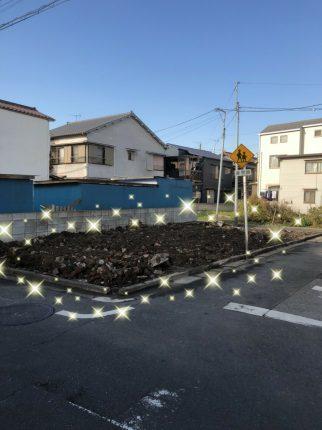 葛飾区小菅の解体工事を行いました。