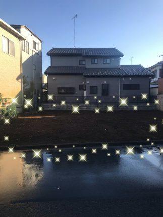 川越市小仙波町 解体工事を行いました。