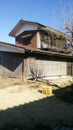 東村山市廻田町 解体工事を行いました。