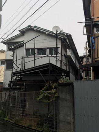 川崎市川崎区日進町 解体工事を行いました。