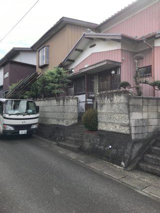 さいたま市北区奈良町の解体工事を行いました。