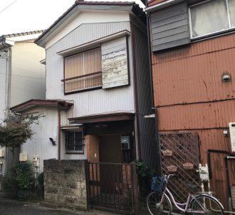 横浜市鶴見区江ヶ崎の解体工事を行いました。