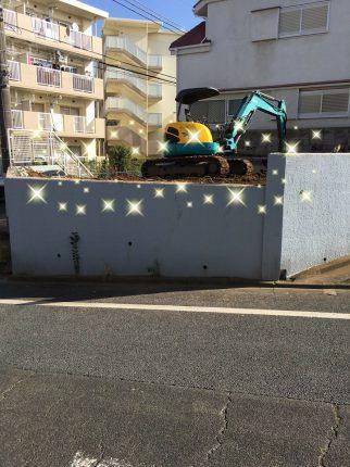 練馬区上石神井の解体工事を行いました。