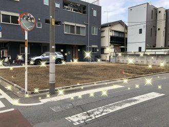 豊島区長崎の解体工事を行いました。