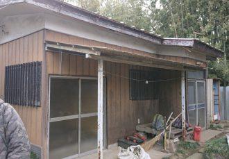 蓮田市閏戸 解体工事を行いました。