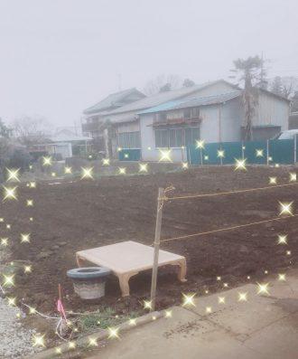 野田市吉春の解体工事を行いました。