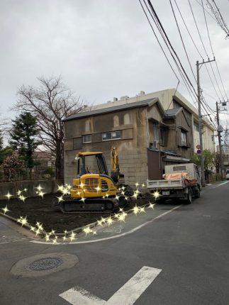 墨田区墨田の解体工事を行いました。