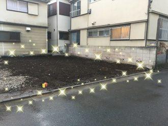 練馬区大泉町 解体工事を行いました。