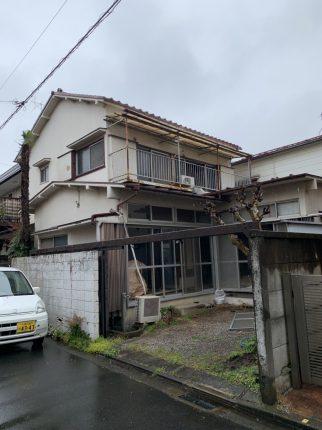 武蔵野市西久保の解体工事を行いました。
