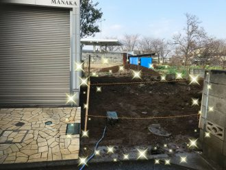 東村山市久米川町の解体工事を行いました。
