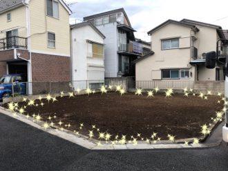 練馬区小竹町 解体工事を行いました。
