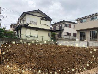 船橋市三咲 解体工事を行いました。