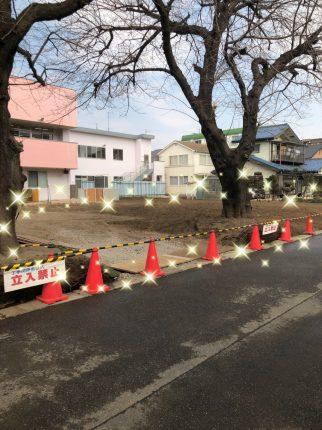 川越市熊野町 解体工事を行いました。