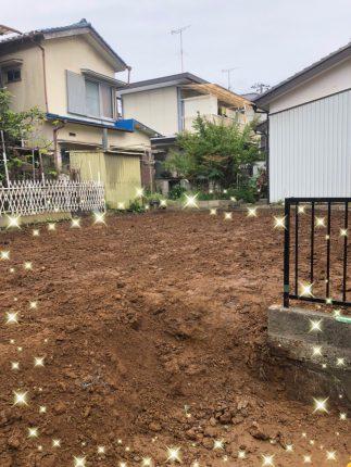 鎌ヶ谷市東道野辺の解体工事を行いました。
