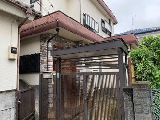 西東京市緑町の解体工事を行いました。