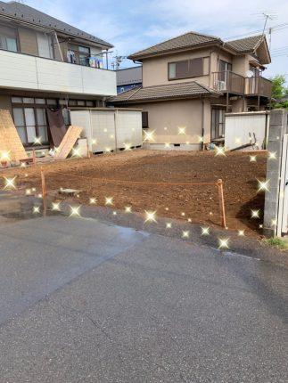 小金井市前原町の解体工事を行いました。