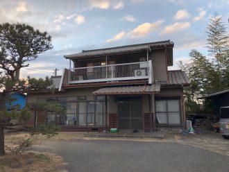 川越市南田島の解体工事を行いました。