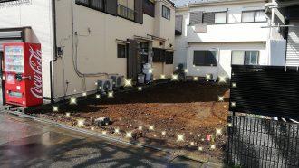 板橋区前野町の解体工事を行いました。