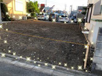 朝霞市膝折町の解体工事を行いました。