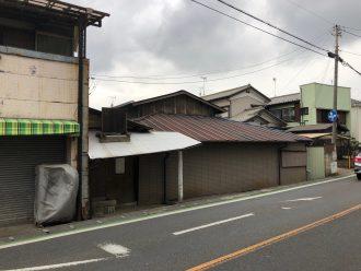 富士見市鶴瀬東の解体工事を行いました。