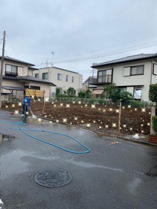 所沢市小手指南の解体工事を行いました。