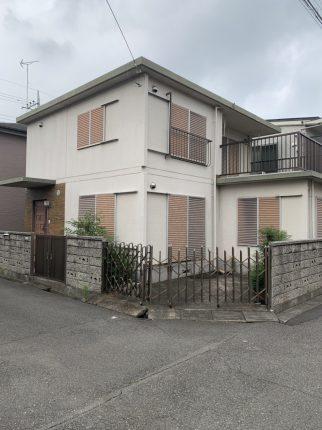 入間市東藤沢の解体工事を行いました。