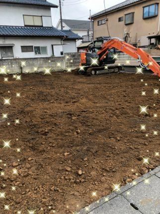 市川市中国分 解体工事を行いました。