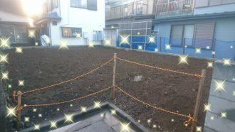 三芳町藤久保 解体工事を行いました。