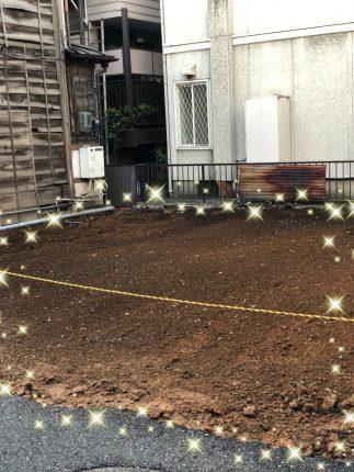 新宿区中落合 解体工事を行いました。