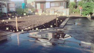 三郷市岩野木の解体工事を行いました。
